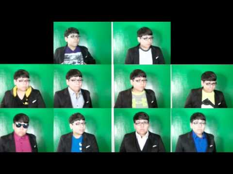 Super Junior (슈퍼주니어) - Mr. Simple (English Cover)