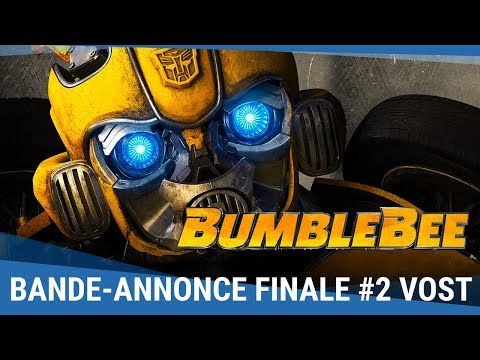 BUMBLEBEE - Bande-annonce 2 VOST