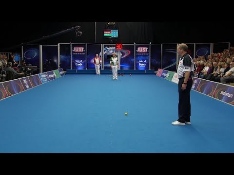 Anderson v Skelton FINAL 2019 Bowls World Championship