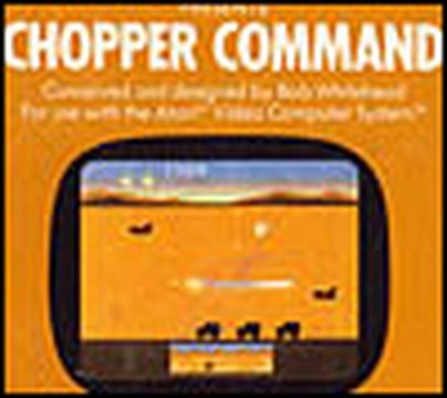 Battle Command Atari