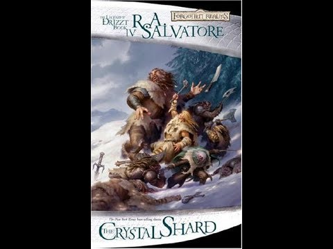 book review #7 the crystal shard