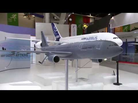 airbus - Airbus' high-profile presence on the 2013 Paris Air Show's second day is captured in this compilation video. It highlights key commercial announcements, incl...