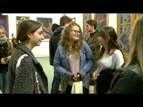 Ulm város diákjai látogattak Vásárhelyre