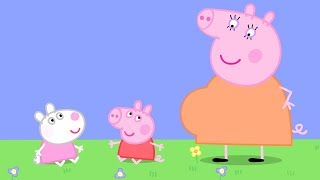 Peppa Pig English Episodes - Baby Peppa Pig and Baby Suzy Sheep! Peppa Pig Official