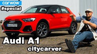 Audi A1 citycarver (2021) - Machen 3 Zentimeter den Unterschied? Onkel Dean erläutert das Phänomen!