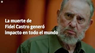 """Hablando mal y enojado: el """"epic fail"""" de un periodista al informar la muerte de Fidel Castro"""