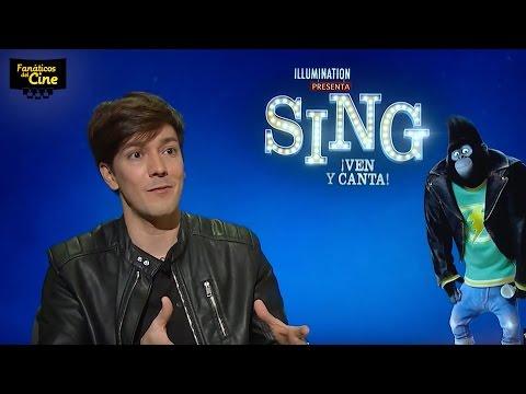 Video Roger González es Johnny, el gorila, en SING, Ven y Canta download in MP3, 3GP, MP4, WEBM, AVI, FLV January 2017