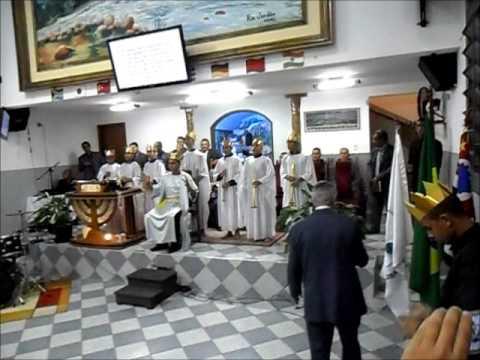 SETE TROMBETAS - Apresentação na Assembléia de Deus em Várzea Paulista