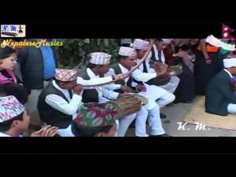 Herda Herdai Kanchhile Sole Danda - Khadga  Garbuja 1.flv