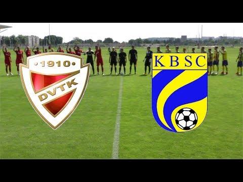 2018. június 30. | DVTK - KBSC 4-2 (0-2)