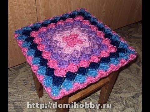 Вязать накидки на стулья
