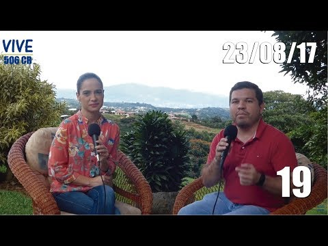 Revista Vive 506 CR - 23 Agosto 2017