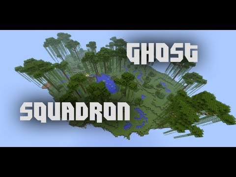 Ghost Squadron -- SethBling's 750k Sub Special -- Minecraft PvP Minigame