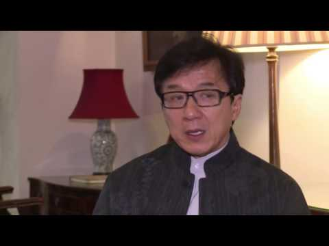 Обращение Джеки Чана к узбекам и таджикам (видео)
