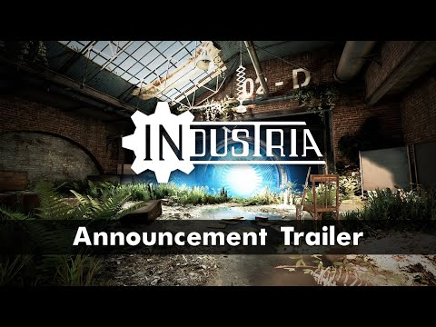 INDUSTRIA : INDUSTRIA - Announcement Trailer
