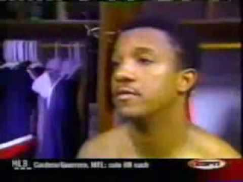 Pedro Martinez - There's No Crying In Baseball