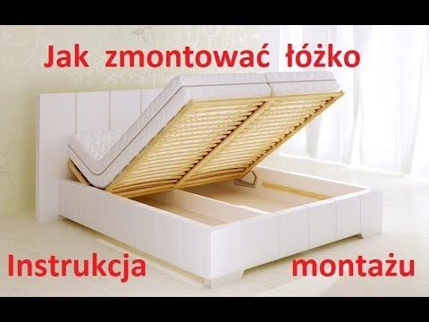 Mk Foam Koło Instrukcja Montażu łóżka Tapicerowanego Z