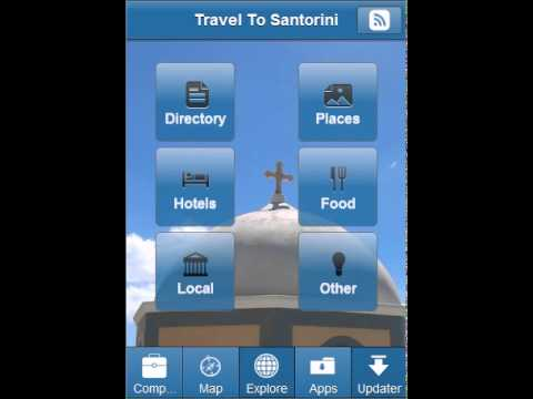 Video of Travel To Santorini