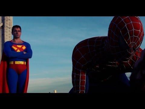 Video SUPERMAN VS. SPIDER-MAN XXX: AN AXEL BRAUN PARODY-official trailer download in MP3, 3GP, MP4, WEBM, AVI, FLV January 2017