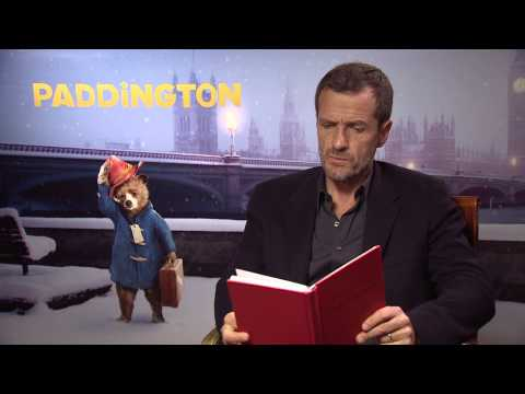 Paddington (Reading Featurettes - David Heyman)