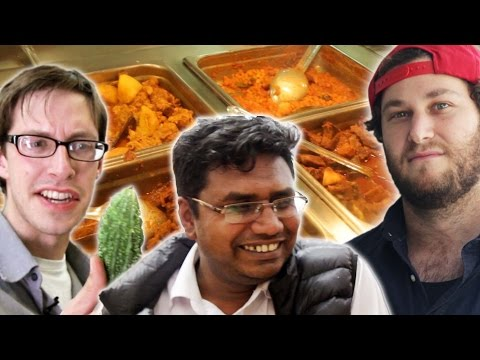 food - Can we find someone who isn't native to the US to take us to lunch? Like BuzzFeedVideo on Facebook: http://on.fb.me/18yCF0b -------------------------- MUSIC Down With Ya Bad Self Cleopatra's...