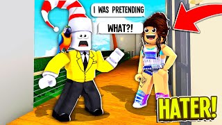 I Caught A HATER Breaking Into My HOUSE… (Roblox)