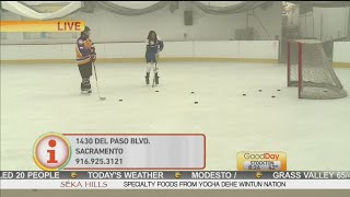 Sacramento's Largest Outdoor Ice Rink Pt.2