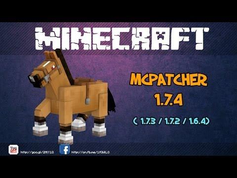 comment installer mcpatcher minecraft