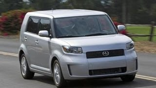 2008 Scion XB - Drive Line Review - CAR And DRIVER