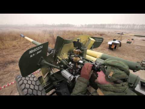День 5 - Большой тест-драйв в Армии - Батарея Стиллавина - DomaVideo.Ru