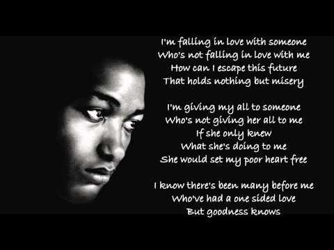 Tekst piosenki Sam Cooke - Falling In Love po polsku