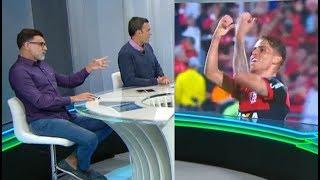 Gol(AÇO)s do Flamengo: Éverton e Cuellar.