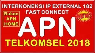 APN Baru Telkomsel 2018 Full Speed Fast Connect Mirip APN HOME #InspirationNEW