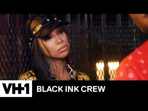 Sky & Her Son Genesis Have a Heart-to-Heart | Black Ink Crew