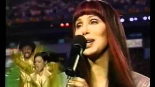 Cher - Super Bowl XXXIII (1999)