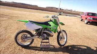 3. Kawasaki Kx 250 Top Speed Test!!! (money involved)