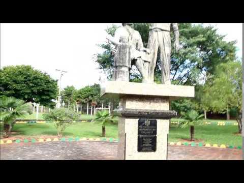 Parque Imigrante - Salvador das Missões - Ví...