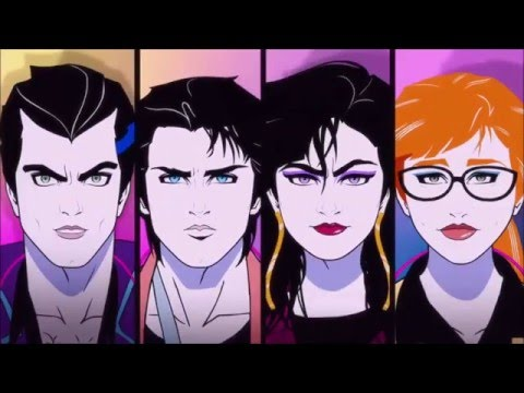 MoonBeam City AMV another one