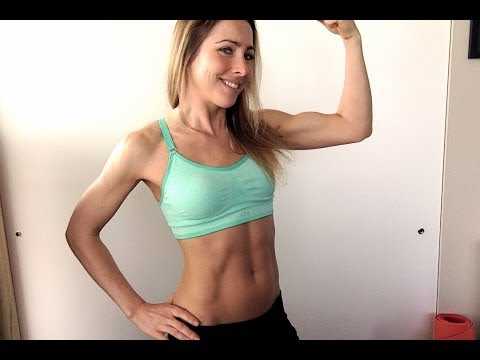 Fat Burning+Body Sculpting Home Workout (No equipment needed!)