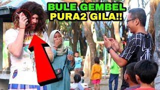 Video PRANK BULE GILA GEMBEL DI INDONESIA MP3, 3GP, MP4, WEBM, AVI, FLV Maret 2019