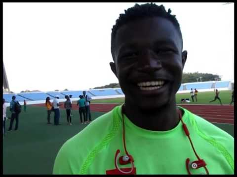 IAAF confirms Ghana's Emmanuel Dasor's qualification for men's 200m at Rio 2016…ranked 104th in the world