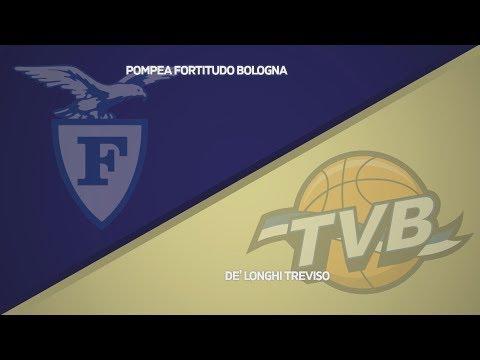 Fortitudo, gli highlights del match contro Treviso