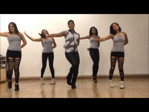 Shakira feat Rihanna – Can't remember to forget you (Coreografia Walace Rocha)