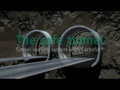 The safe tunnel - tunnel sealingsystems from NAUE