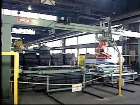 Nachi Robot Arc Weldng