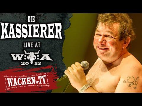 Die Kassierer - Das Schlimmste ist, wenn das Bier alle ist - Live at Wacken Open Air 2013
