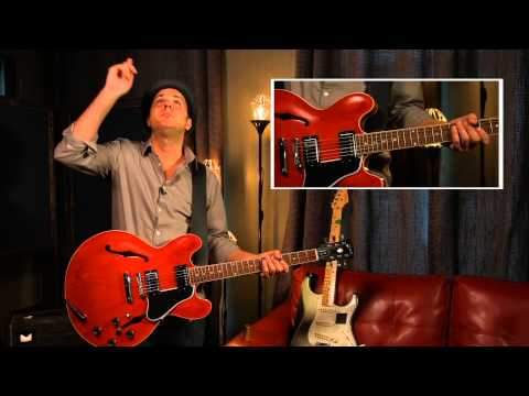 First Loved Me: From Covenant Worship (OFFICIAL ELECTRIC GUITAR TUTORIAL)