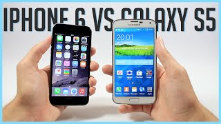 Video iPhone 6 VS Galaxy S5 : Rapidité, Photo et Vidéo, Graphisme, Design, etc - Comparatif Français MP3, 3GP, MP4, WEBM, AVI, FLV Agustus 2017