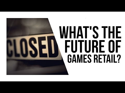 GameStop closes 150 stores - What's next for games retail?