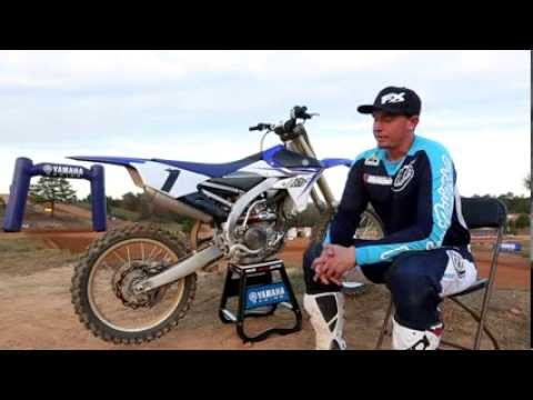 Riding Impression: Production 2014 Yamaha YZ250F - TransWorld ...